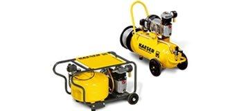 Portable Air Reciprocating Compressors