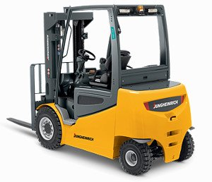 Electric Pneumatic Tire Counterbalance Forklift Trucks
