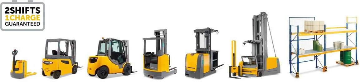 Picture of JUNGHEINRICH Forklift trucks
