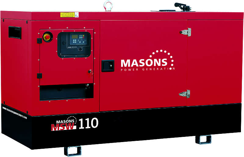 Picture of MASONS Industrial Generators