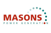 MASONS generators logo
