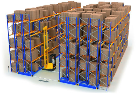 JUNGHEINRICH Racking & Shelving Forklifts